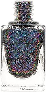 ILNP Paradox (H) - Teal, Blue, Violet, Pink, Fuchsia Holographic Ultra Chrome Color Shifting Flakie Nail Polish
