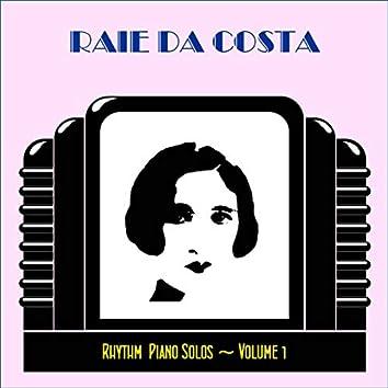 Rhythm Piano Solos Vol. 1
