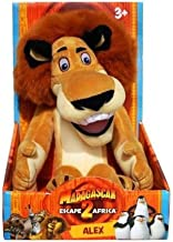 Alex the Lion - Madagascar Escape 2 Africa Hooga Loo Plush