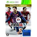 FIFA14 ワールドクラスサッカー Ultimate Edition (Ultimate Team:24 ゴールドパックス ダウンロードコード、adidas オールスターチーム ダウンロードコード、プロブースター ダウンロードコード、ゴールセレブレーション ダウンロードコード、歴代クラブキット ダウンロードコード、レオ・メッシ スチールブックケース 同梱) - Xbox360