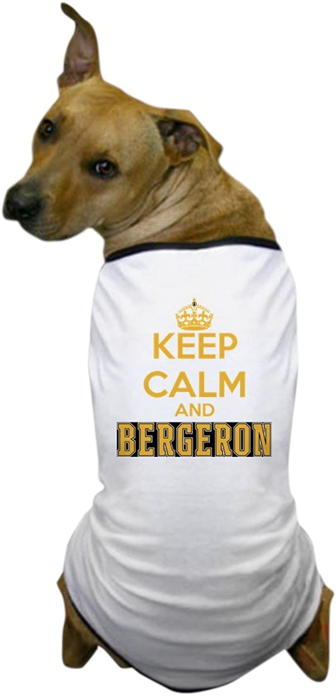 CafePress  Keep Calm and Bergeron Tee Dog TShirt  Dog TShirt, Pet Clothing, Funny Dog Costume
