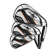 Callaway Golf 2020 Mavrik Max Iron Set (Right Hand, Graphite, Regular, 6 Iron - PW)
