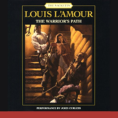 The Warrior's Path audiobook cover art