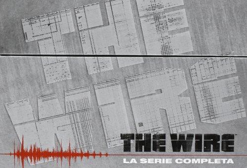 Pk 1-5: Wire, The - Incluye Contenido Extra Inédito En España: 3 Precuelas Y Escenas Suprimida [DVD]