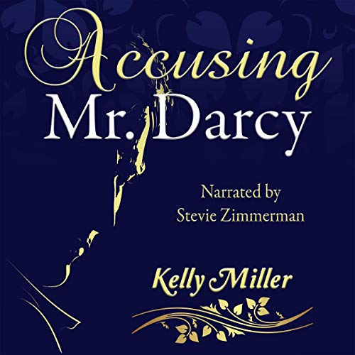 Accusing Mr. Darcy cover art