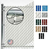 Fence Source Double-Double Bottom Locking Privacy...