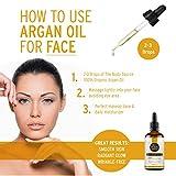 Zoom IMG-1 olio di argan puro al