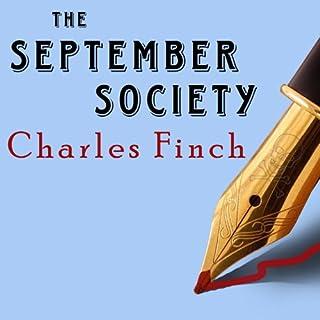 The September Society audiobook cover art