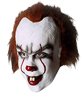 Amazon fr : Masque de clown effrayant