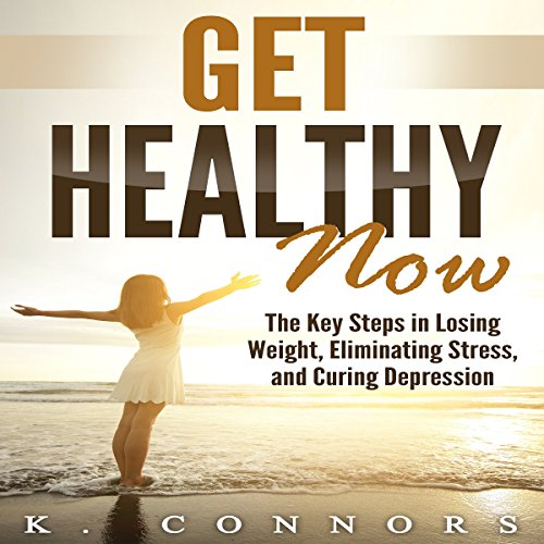 Get Healthy Now audiobook cover art