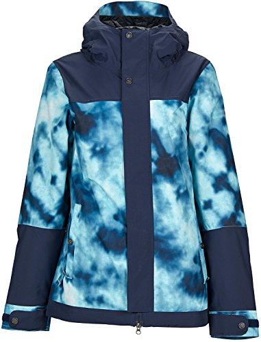 Nikita Damen Sequoia Shell Jacke, blau, S EU