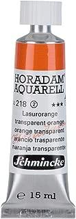 Schmincke Horadam Watercolor 15 Milliliter Tube - Transparent Orange