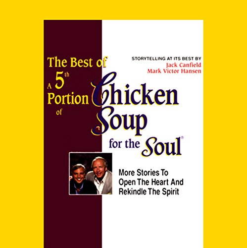 『The Best of a 5th Portion of Chicken Soup for the Soul』のカバーアート