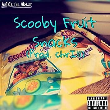 Scooby Fruit Snacks