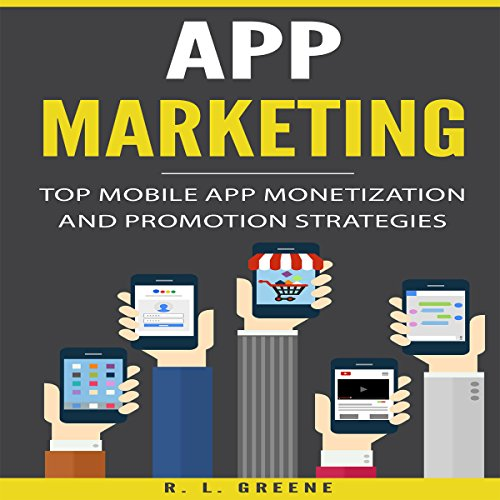 App Marketing audiobook cover art
