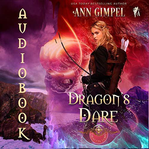 Dragon's Dare audiobook cover art