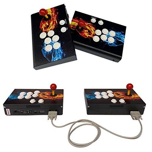 KINMRIS 2021 Nueva versión 3D WiFi 8000 en 1 128GB Pandora's Box Saga Ex Arcade Game Console Multiplayer