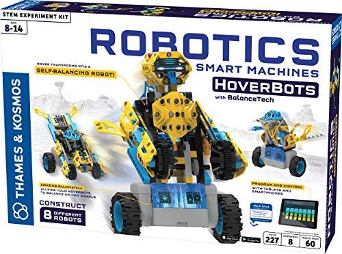 Thames and Kosmos Robotics: Smart Machines - HoverBots with Balance Tech