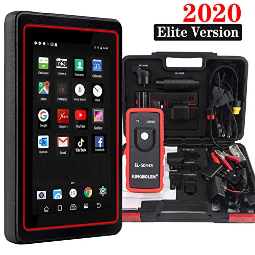 Launch X431 PRO Mini Bi-Directional Full Systems Diagnostic Scan Tool 30 + Reset Functions Key Programming, ECU Coding, ABS Bleeding, SAS, DPF, BMS, TPMS Reset 2 Years Update