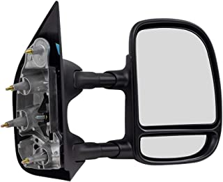 Fit System 99260 Ford Towing Lower Driver Side Replacement Mirror Glass