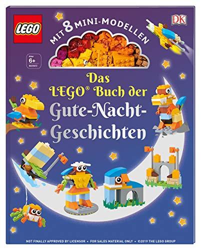 Das LEGO® Buch der Gute-Nacht-Geschichten: Mit acht Mini-Modellen