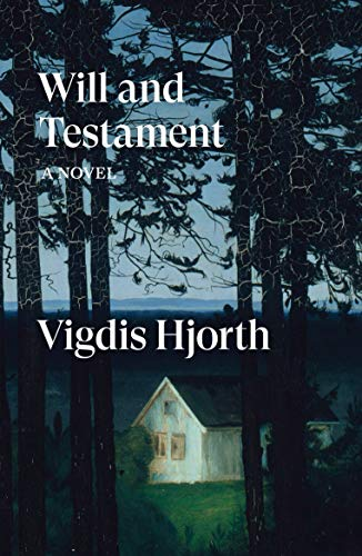 Hjorth, V: Will and Testament (Verso Fiction)