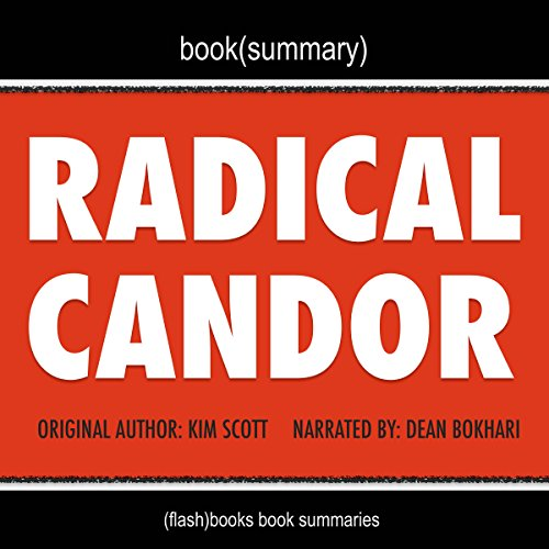 Summary of Radical Candor by Kim Scott cover art