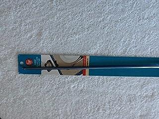Boye Aluminum Afghan Crochet Hook, Size K, 6.5 mm, 14'', 1 Pc