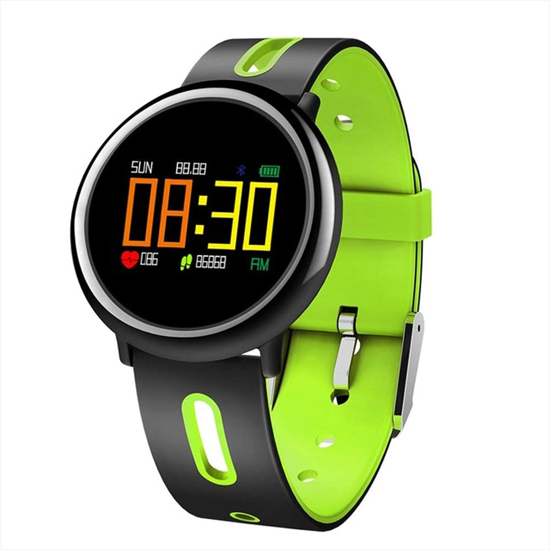 Hswt Smart Watch Blautooth-Verbindung Kalorienverbrennung Fitness-Tracker Intelligente Erinnerung Herzfrequenz Blautdrucküberwachung Wasserdicht Uhr Geeignet Für Mnnliche ltere Studentin