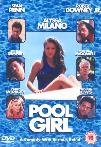 Pool Girl [DVD] by Alyssa Milano