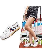HaoLin Zapatos Antideslizantes De Moda De Artes Marciales Zapatillas De Deporte Unisex Tai-chi Adultos Niños Zapatos Clásicos De Kung Fu Zapatillas De Lona Qigong
