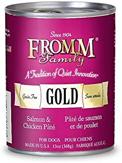 Fromm Gold Salmon Chicken Food