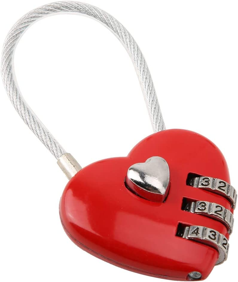 Couple Padlock Zinc Alloy Password Lock Sch Free Shipping Cheap Bargain Gift Al sold out. Strong Security for