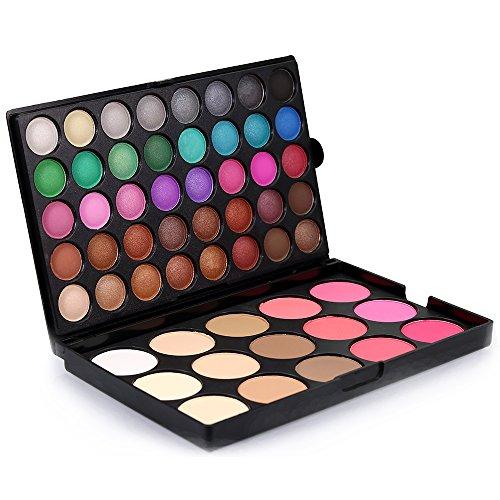 TOFAR 80 Colori Palette Ombretti Eyeshadow Palette Neutri Caldi Corredo di Trucco Tavolozza per Trucco Occhi Waterproof Makeup Eyeshadow Kit