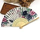 JIAWEIDAMAI - Ventilador de bolsillo plegable de estilo verano 9