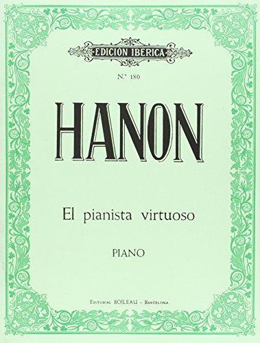 El pianista virtuoso: 60 Ejercicios