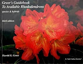 Greer's Guidebook to Available Rhododendrons