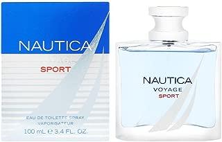 Nautica Voyage Sport by Nautica for Men 3.4 oz Eau de Toilette Spray