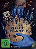 Der wilde Planet - Limited Edition Mediabook (Blu-ray + 2 DVDs)