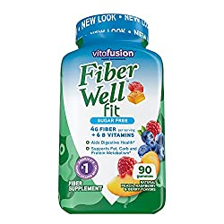Vitafusion Fiber Well Fit Gummies