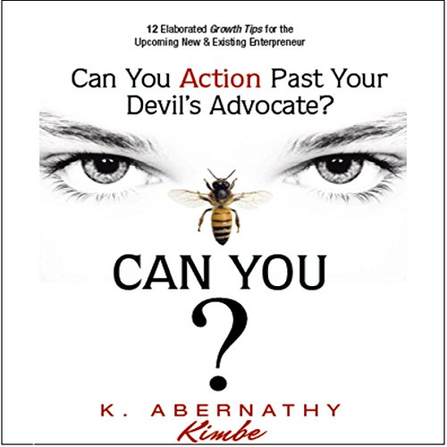 Can You Action Past Your Devil's Advocate? audiobook cover art