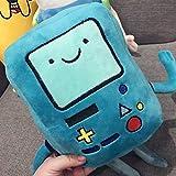 peluche 30cm Bmo Soft Stuffed Animal Dolls Creative Adventure Time Peluche Giocattoli Cartone Animato Stuffed Dolls Regali Per Bambini