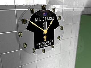 Aimant frigo drapeau Nouvelle-Z/élande All Blacks 58mm