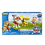Paw Patrol Marshall, Skye and Rubble Action Pack