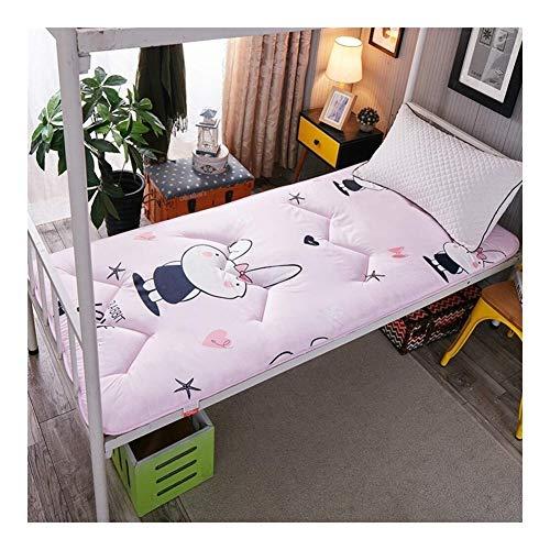 J-Kissen Tatami Bodenmatte, verdicken Studentenmatratzenauflage Pad, japanische Futon-Kissen-Kissen-Matte, Breathable Folding Matratze Sleeping Pad (Color : B, Size : 90x200cm(35x79inch))