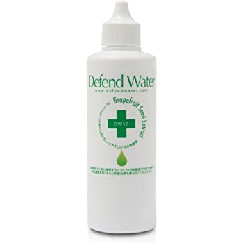 加湿器のタンクに加えるだけの空間除菌液「ディフェンドウォーター」: 220回分(お徳用)