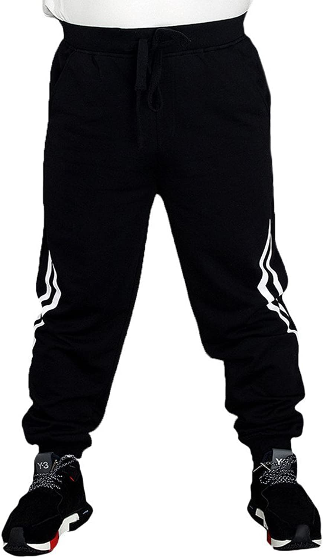 Tortor 1bacha Men's Big Tall Sport Dance Hiphop Jogger Pants