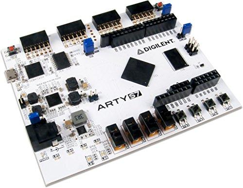 Arty S7-50:Spartan-7 FPGA para maquetas/Aficionados.