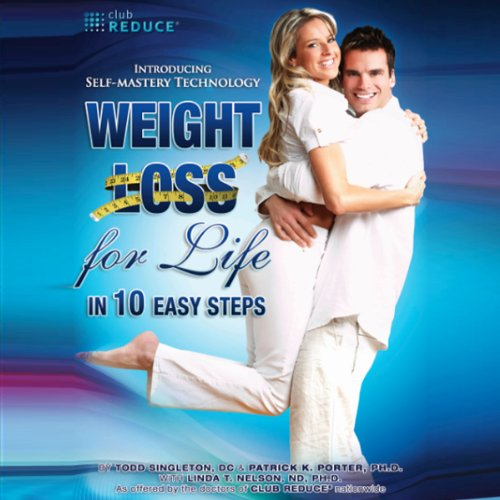 Weight Loss for Life In 10 Easy Steps audiobook cover art