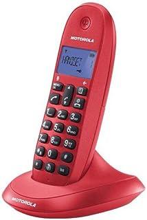 Motorola MOT31C1001LB+ - Teléfono inalámbrico